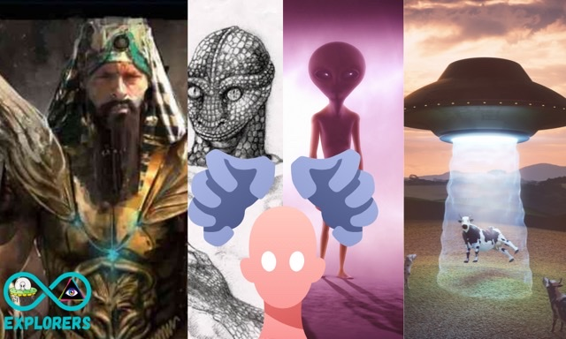 The Four Extraterrestrial Races That Visit Earth And Their Purpose