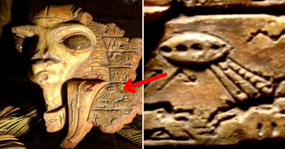 Alien Egyptian artifacts were discovered in Jerusalem and kept hidden by the Rockefeller Museum