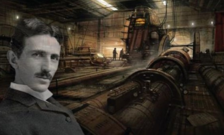 Nikola Tesla's Time Travel Experiment: I Could See The Past, Present And Future, All At The Same Time'